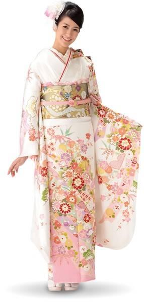 華物語 105 (No.3606) / キモノモード 自由が丘店   My振袖 (30117)