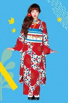 レトロ振袖 (No.1524) / TAKAZEN神戸店PrincessFurisode | My振袖 (30304)