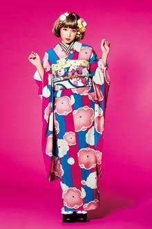 レトロ振袖 (No.9194) / TAKAZEN神戸店PrincessFurisode | My振袖 (30335)