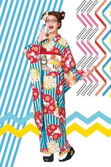 レトロ振袖 (No.1510) / TAKAZEN神戸店PrincessFurisode | My振袖 (30367)