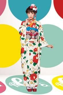 レトロ振袖 (No.9198) / TAKAZEN神戸店PrincessFurisode | My振袖 (30380)