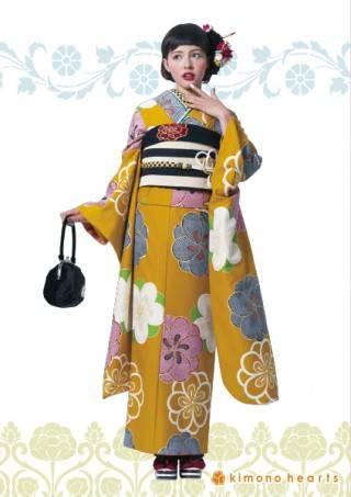 fl-5104 (No.19840) / キモノハーツ京都別蔵 kimono hearts kyoto betsukura | My振袖 (30745)
