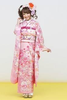 かわいい系振袖 (No.20206) / TAKAZEN心斎橋店PrincessFurisode | My振袖 (31088)