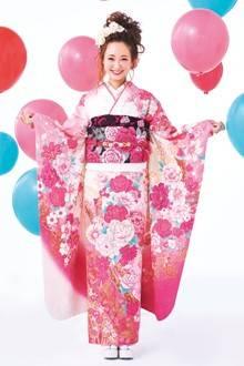 かわいい系振袖 (No.9259) / TAKAZEN心斎橋店PrincessFurisode | My振袖 (31089)
