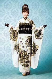 ヘップバーン振袖 (No.19711) / TAKAZEN神戸店PrincessFurisode | My振袖 (31140)