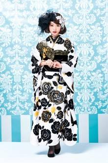 ヘップバーン振袖 (No.9189) / TAKAZEN神戸店PrincessFurisode | My振袖 (31146)
