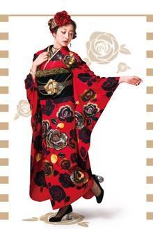 ヘップバーン振袖 (No.1725) / TAKAZEN神戸店PrincessFurisode | My振袖 (31234)