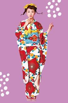 レトロ振袖 (No.9186) / TAKAZEN神戸店PrincessFurisode | My振袖 (31288)