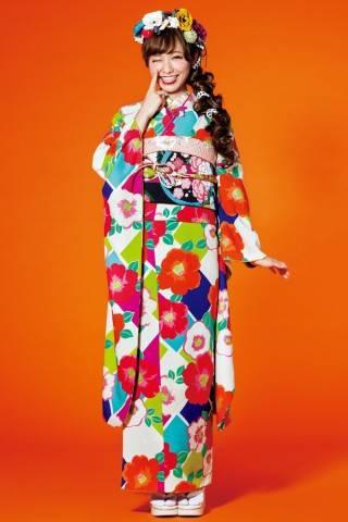 レトロ振袖 (No.9180) / TAKAZEN神戸店PrincessFurisode | My振袖 (31293)