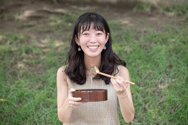 「大好物が詰まったお弁当でやる気アップ」五反田のWebディレクター・しおりさんのおいしい時間