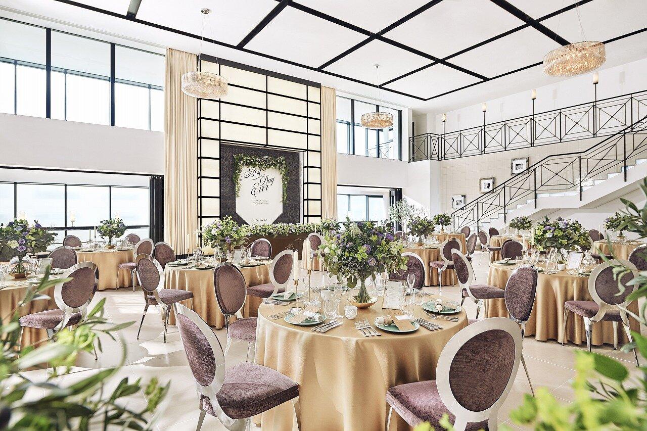 アルカンシエル横浜 luxe mariage「ニューヨーク・エスカリエ」