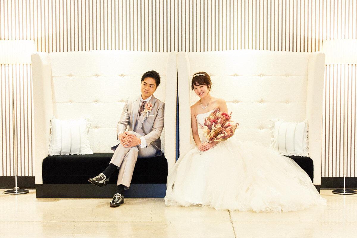 アルカンシエル横浜 luxe mariage「Paris Raffine(パリス・ラフィネ)」のフォトスペース