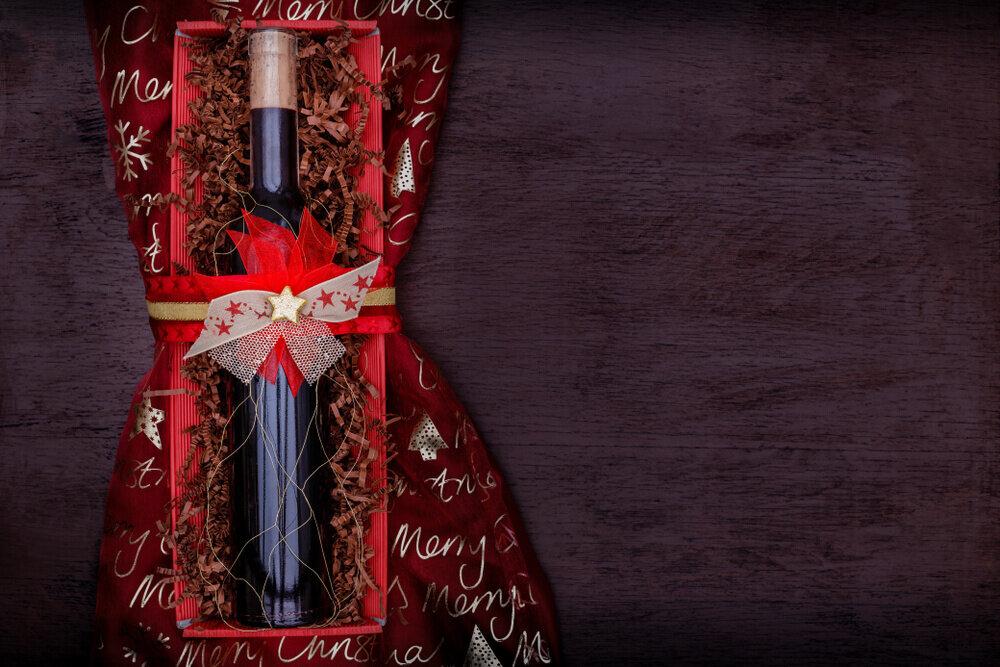ワインのクリスマスプレゼント