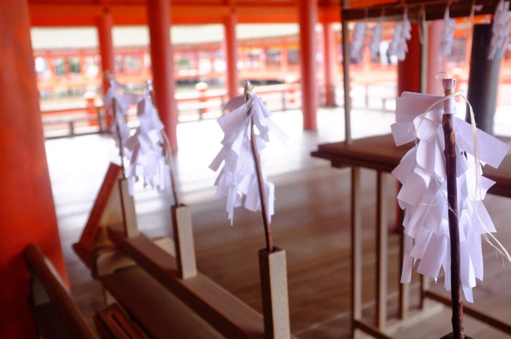 神社と神祭用具