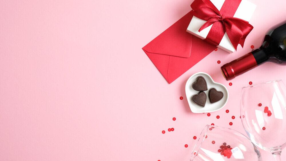 バレンタインのプレゼント達