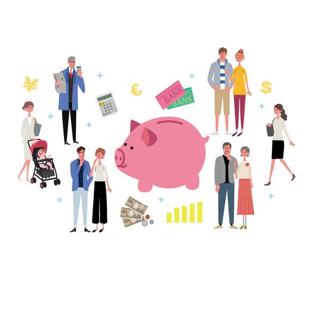 新社会人でも貯金ができるコツとは?
