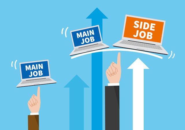月5万円を副業で稼ぐための副業探し。押さえるべき4つのポイントと勧めたい副業はこれ!