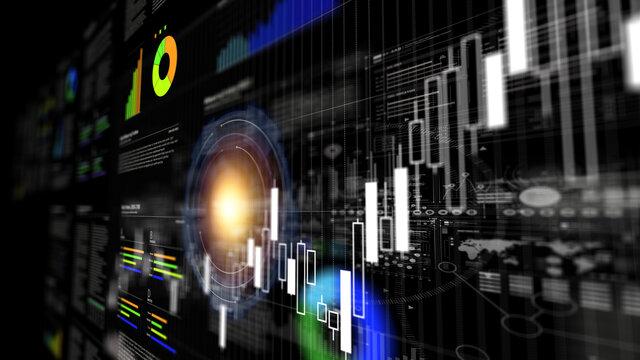 仮想通貨のチャートの見方とは?用語の解説も兼ねて
