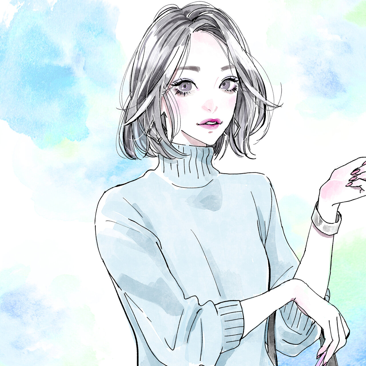 ブルべさんにオススメの韓国メイク!!