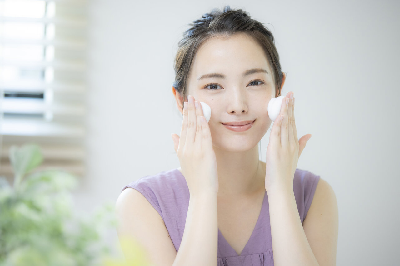 洗顔でお肌のうるおいを守る!とっておきのコツをお教えします