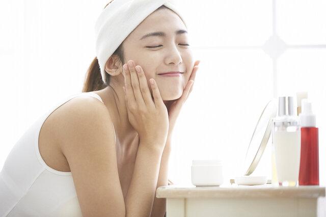 乳液の使い方で肌に差が出る?忙しい朝のスキンケアについて