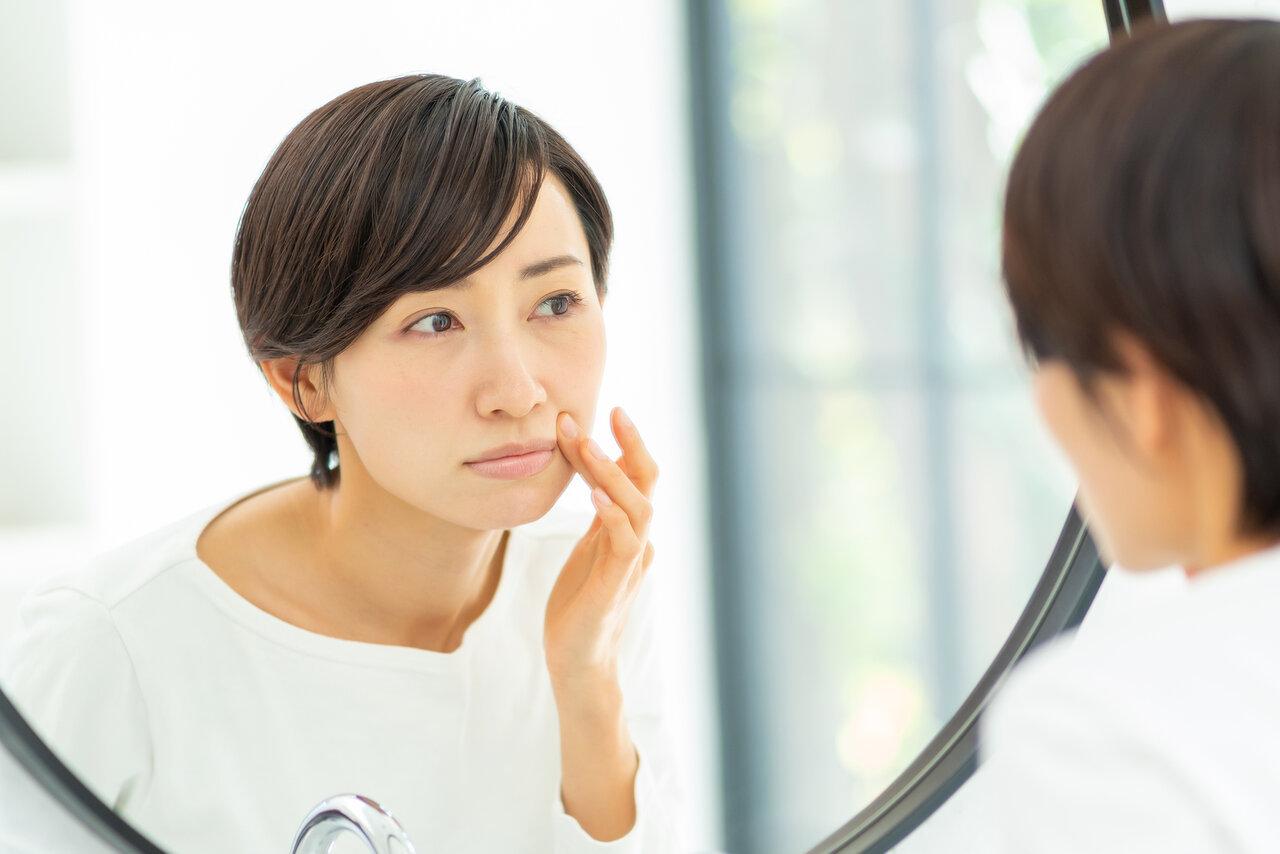 40代の肌のたるみの原因とは?今日からできる改善方法も解説します!