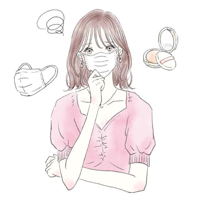 化粧崩れがひどい人必見!主な化粧崩れの原因と予防方法について解説