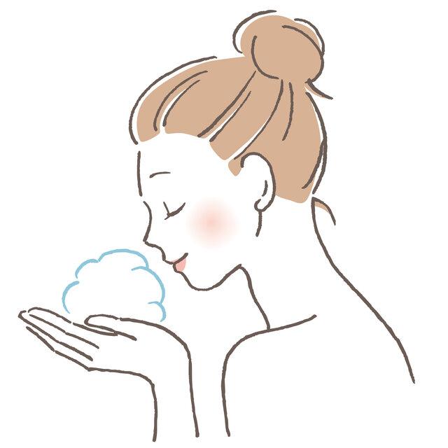 脂性肌は正しい洗顔回数を守って綺麗にしましょう♡ぴったりの洗顔の種類も