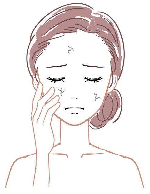 乾燥しがちな肌に♡化粧直しのときにできる乾燥対策をご紹介