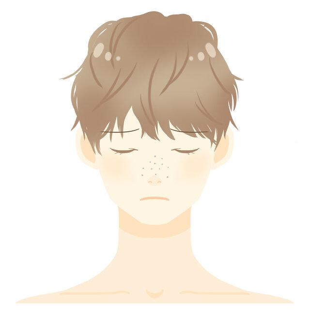 男性だって悩んでる!男性特有のいちご鼻の原因と改善方法とは?