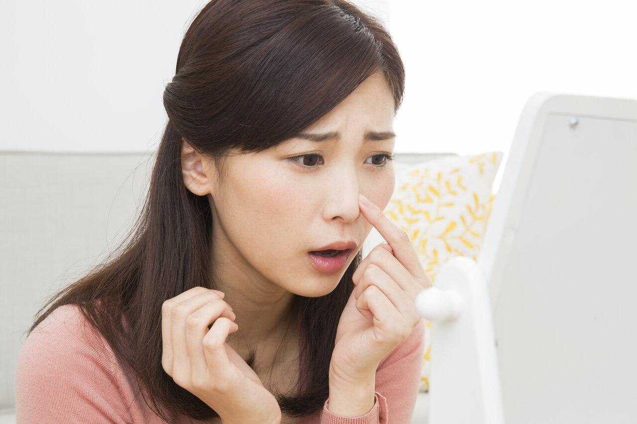 いちご鼻の原因を知ってしっかり改善!今日からできることとは?