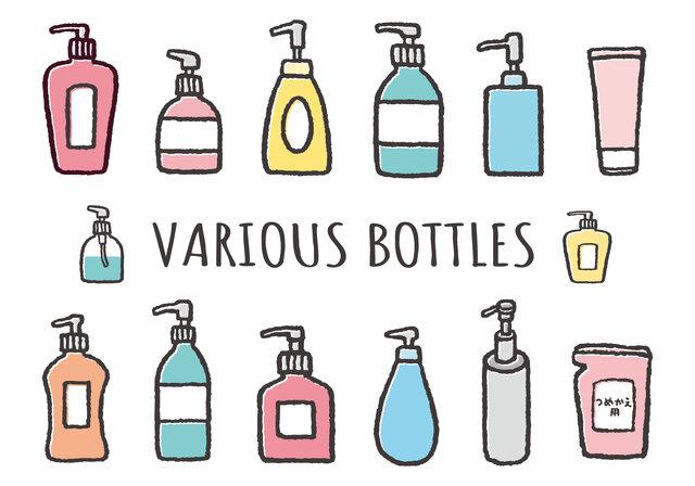 おしゃれなシャンプーボトルおすすめ9選!バスルームをもっと素敵な空間に