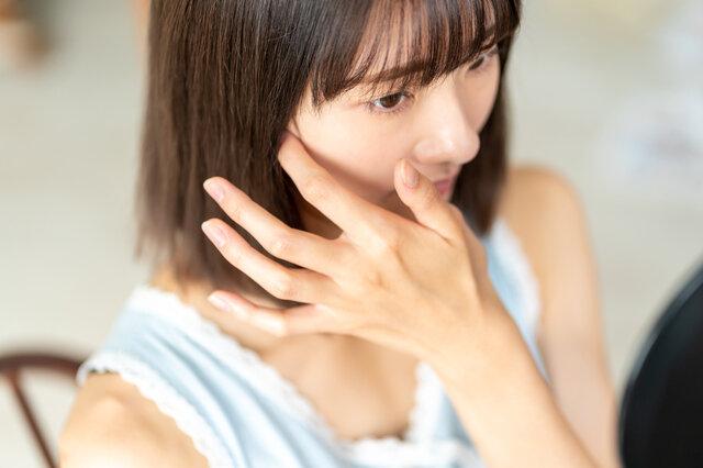 肌がカサカサしてかゆい・・・!原因や改善方法について解説します!