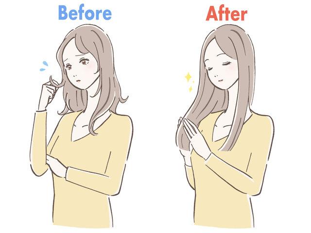 髪質改善ストレートとは?メリット&デメリットと美容院でのやり方も伝授♡