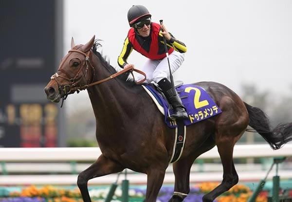 昨年の皐月賞馬・ドゥラメンテ