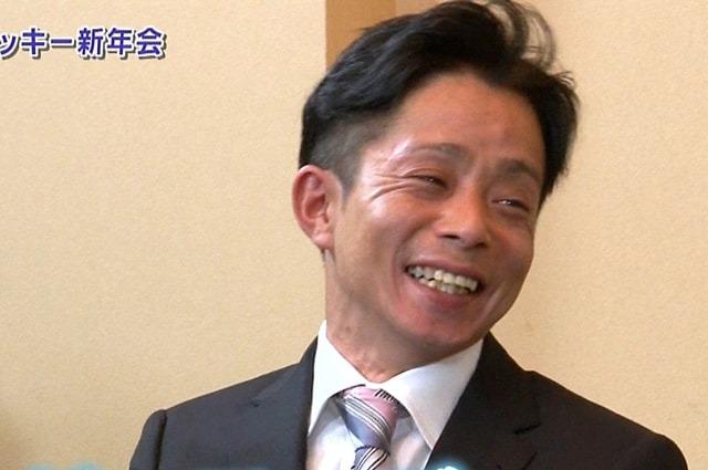 以前の岩田康誠(2013年頃)