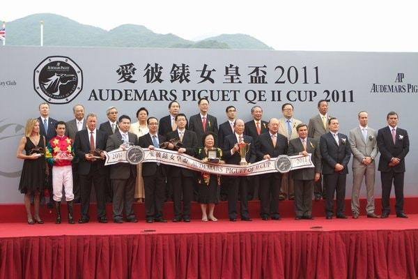 香港クイーンエリザベス2世カップ