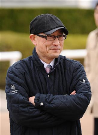 栗東・角居調教師
