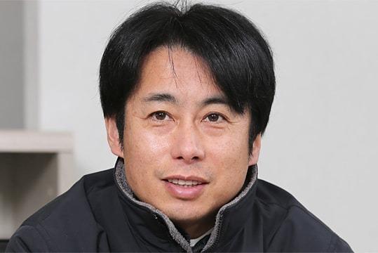 松永幹夫調教師