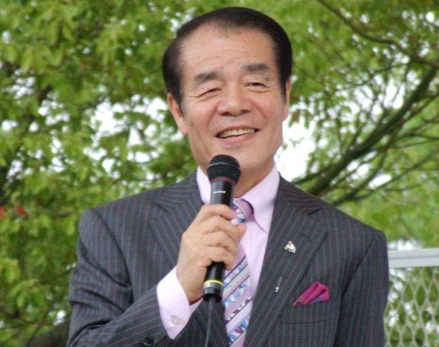 杉本清アナウンサー