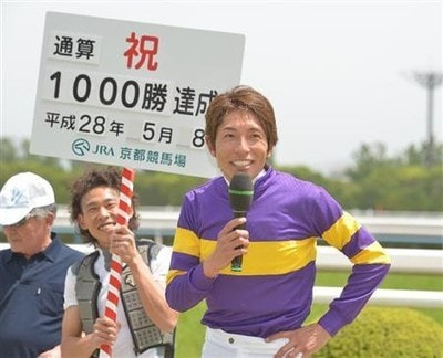 5月8日に1000勝達成