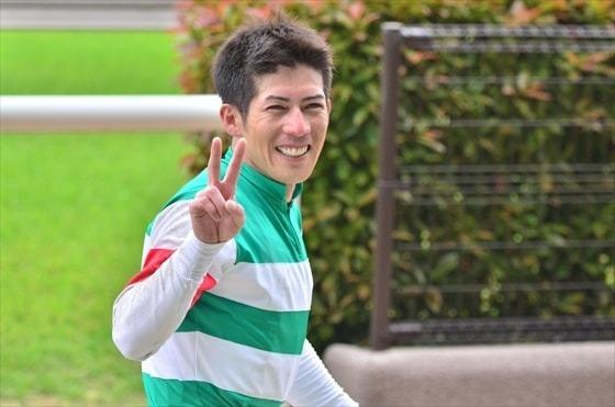 柴山雄一騎手(38)