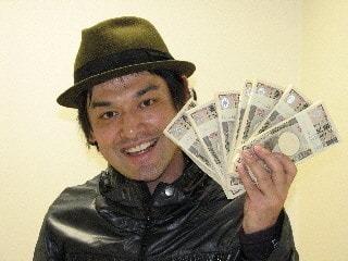 2008年の桜花賞で3連単を的中させたシャンプーハット...