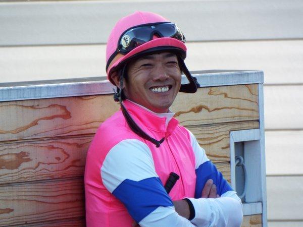 田中勝春騎手(45歳)