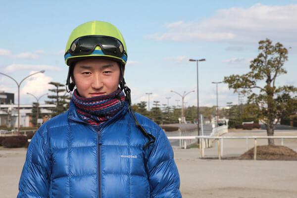 鮫島克駿(19歳・浅見秀一厩舎)