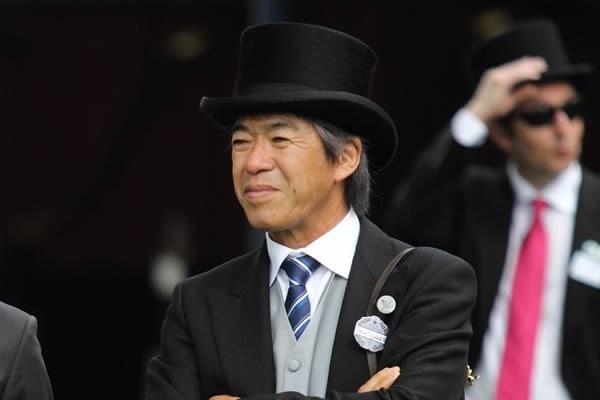 藤沢和雄調教師(64歳)