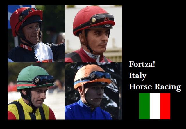 イタリア競馬が生み出した名手たち