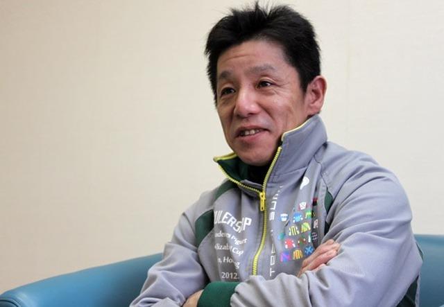 熊沢重文騎手(48歳)