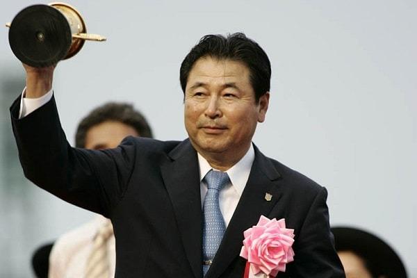 橋口弘次郎元調教師