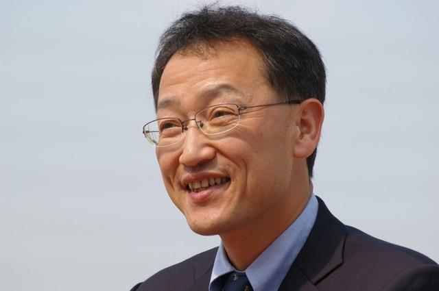 角居勝彦調教師